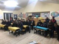 Altıntaş'ta bilinçli tarım ve hayvancılık eğitimi