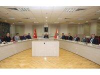 Vali Çakacak başkanlığında 'İl Güvenlik ve Asayiş Koordinasyon Toplantısı' yapıldı