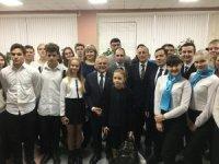 Başkan Büyükkılıç'a Ukrayna'dan Fahri Doktora