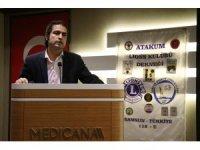 """Dr. Gökosmanoğlu: """"Diyabet ve obezitenin sebebi fast food tarzı beslenme"""""""