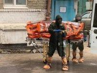 Rusya'da 2 kişi korona virüsü şüphesiyle hastaneye kaldırıldı