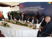 """Cumhurbaşkanı Erdoğan: """"Milli gelirimizi 236 milyar dolardan 950 milyar dolarlara çıkardık"""""""