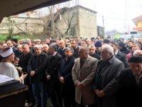 Zonguldak Milletvekili Necmettin Aydın'ın babası Osman Aydın vefat etti