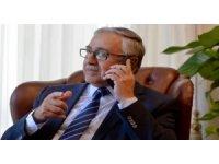 KKTC Cumhurbaşkanı Akıncı, Lute ile telefonda görüştü
