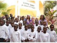 Emine Erdoğan Senegal'de rehabilitasyon merkezinin açılışını yaptı