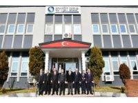 TRAKYAKA 2020 yılının ilk toplantısını Edirne'de gerçekleştirdi