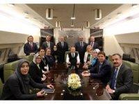 Cumhurbaşkanı Erdoğan'dan Senegal ziyareti sonrası önemli açıklamalar