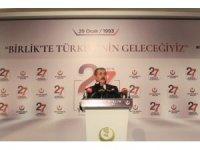 Büyük Birlik Partisi 27'inci kuruluş yıl dönümünü kutladı