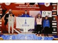KAEÜ'si öğrencileri, Taekwondo Şampiyonasından Madalyalarla Döndü