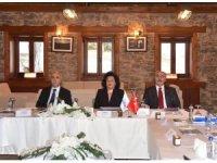 GEKA, 125. yönetim kurulu toplantısı Denizli'de yapıldı