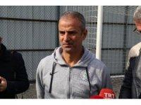 """İsmail Kartal: """"Beşiktaş maçından iyi bir sonuç almak istiyoruz"""""""