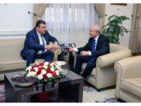 Başkan Yetişkin, CHP Lideri ile buluştu