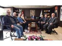 Başkan Öz, STK temsilcileriyle aylık toplantısını gerçekleştirdi