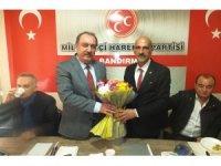 MHP'de yeni yönetim görevi devraldı