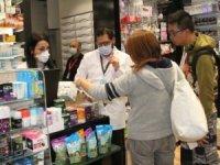 İstanbul Havalimanı'nda iki haftada 10 binin üzerinde maske satıldı