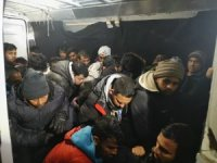 Balık istifi göçmen kaçakçılığı