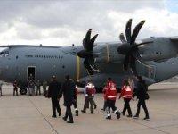 Çin'deki Türk vatandaşlarını getirecek uçak Ankara'dan havalandı