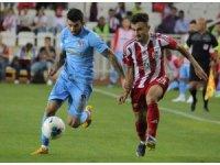 Sivasspor ile Gaziantep ikinci randevuda