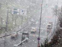 Meteoroloji'den İstanbullulara kar uyarısı