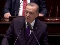 Erdoğan: Askerlerimize yapılan saldırı Suriye'de yeni bir dönemin miladıdır