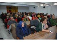 Vatandaşlara sağlık semineri
