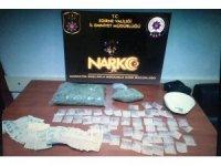 Keşan'da uyuşturucu operasyonu
