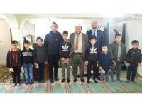 Türkeli'de camiler çocuklarla şenlendi