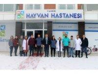 Türkiye'de dördüncü Çankırı'da ise bir ilk