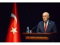"""Rektör Savaş: """" Türkiye'nin adından söz ettiren, saygın üniversitelerinden birisi konumuna geldik"""""""