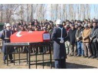 Kazada hayatını kaybeden uzman çavuş Çankırı'da toprağa verildi
