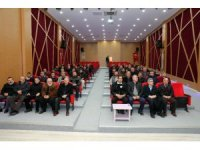 Mardin'de toplu taşımada çalışan sürücülere meslek eğitimi verildi