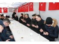 Kırıkkale'de İdlib şehidi için mevlit okundu