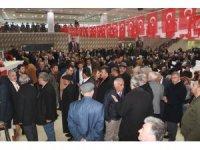 CHP kongresinde enişte ile kayınbirader berabere kaldı