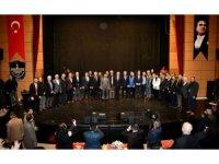 Başkan Pekmezci Bayburt'un düşman işgalinden kurtuluşunun 102. yılı anma programına katıldı