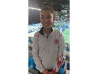 Selendili badminton sporcuları Fransa'dan dereceyle döndü