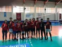 Vanlı sporcular Türkiye finallerine gitmeye hak kazandı