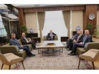 """Başkan Biçer: """"Jeotermal kaynaklı teknolojik sera yatırımı için sevindirici haberi bekliyoruz"""""""