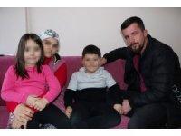 Samsunlu ailenin yardım çığlığı