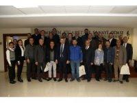 Mersinli ve Adanalı sektör temsilcileri 'Yerel Sera A.Ş.' kurulmasını istiyor