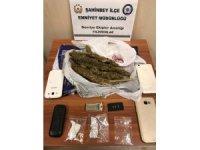 Gaziantep'te uyuşturucu şüpheli 4 şahıs yakalandı