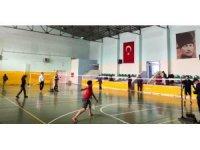 19 Yaş Altı Badminton İl Seçmesi müsabakaları yapıldı