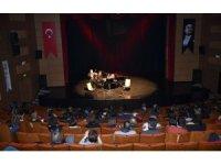Ünlü sanatçı Cihat Aşkın'dan OMÜ'de konser