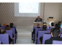 """Kütahya'da """"Öğretmenlik Uygulaması ve Okul Deneyimi Çalışmaları"""" konulu toplantı"""
