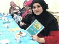 Düzce'deki yabancılar Türkçe öğreniyor