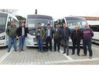 Burhaniye'de 5 kırsal mahalle de ulaşım sevinci