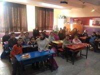 NEVÜ, Gökkuşağı ekibinden ilkokul öğrencilere rengarenk sınıf