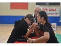 Osmaniye'de Bilek Güreşi Bölge Şampiyonası