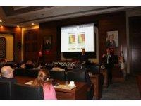 Körfez Belediyesi'nde eğitimler sürüyor