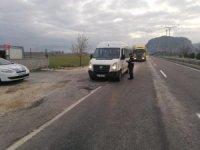 Burdur'da 15 araca 4 bin 943 TL idari para cezası