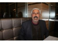 Diyarbakır'da evlat nöbeti tutan baba Melik Aslan evladına kavuştu